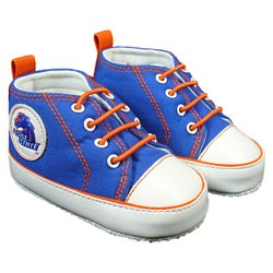 Boise State Infant Soft Sole Shoe