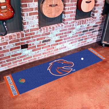Boise State Putting Green Mat