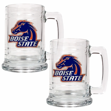 Boise State Set of 2 15 oz. Tankards