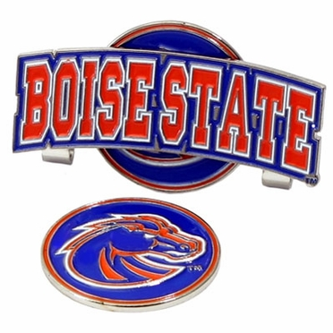 Boise State Slider Clip With Ball Marker