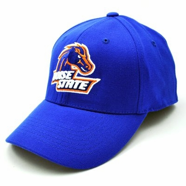 Boise State Team Color Premium FlexFit Hat