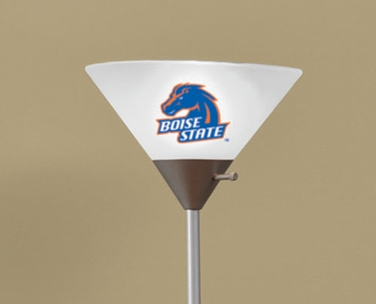 Boise State Torchierre Floor Lamp