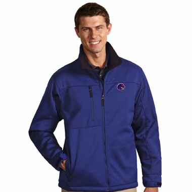 Boise State Mens Traverse Jacket (Color: Royal)