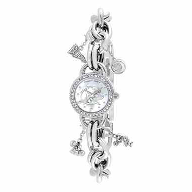 Boise State Women's Charm Watch
