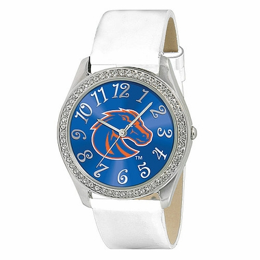 Boise State Women's Glitz Watch