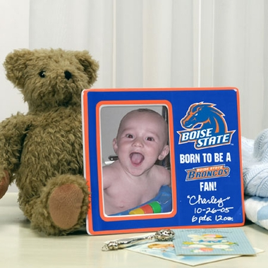 Boise State Youth Picture Frame