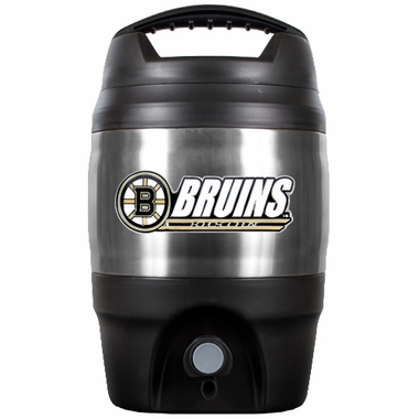 Boston Bruins 1 Gallon Tailgate Jug