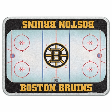 Boston Bruins 11 x 15 Glass Cutting Board