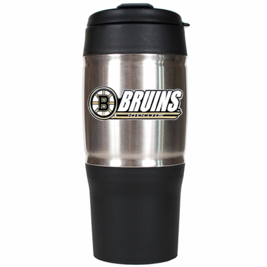 Boston Bruins 18oz Oversized Travel Tumbler