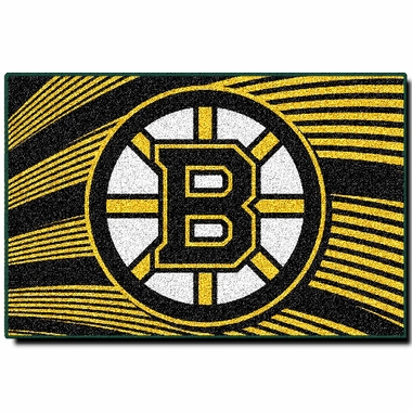 Boston Bruins 20 x 30 Rug
