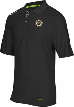 Boston Bruins 2012 Team Performance Polo Shirt