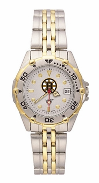 Boston Bruins All Star Womens (Steel Band) Watch