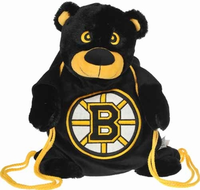 Boston Bruins Backpack Pal