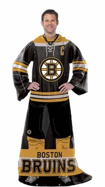 Boston Bruins Comfy Wrap (Uniform)