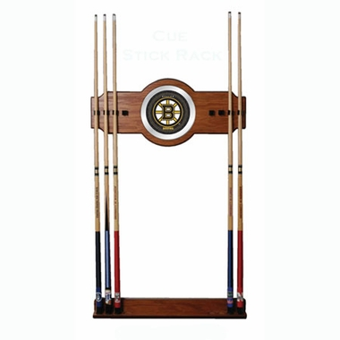 Boston Bruins Cue Rack