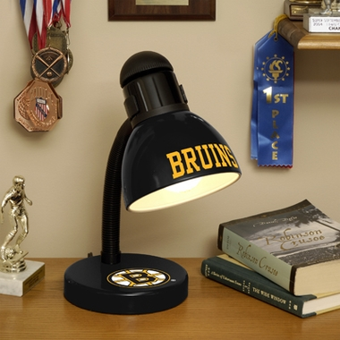 Boston Bruins Dorm Lamp