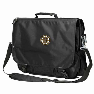 Boston Bruins Executive Attache Messenger Bag