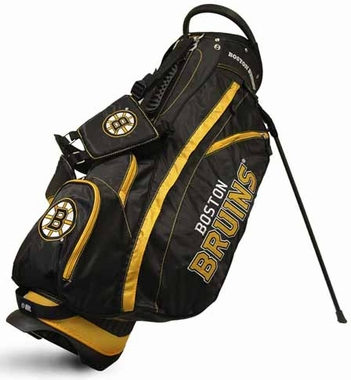 Boston Bruins Fairway Stand Bag