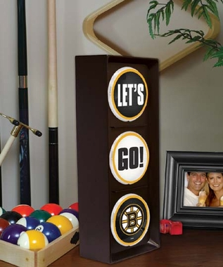 Boston Bruins Flashing Stop Light