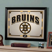 Boston Bruins Game Room