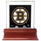Boston Bruins Display Cases
