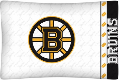 Boston Bruins Individual Pillowcase