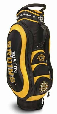 Boston Bruins Medalist Cart Bag
