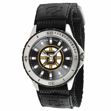 Boston Bruins Mens Veteran Watch