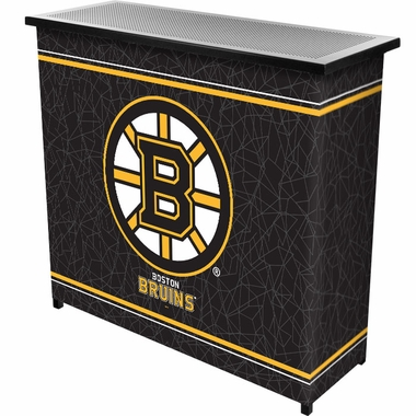 Boston Bruins Portable Bar