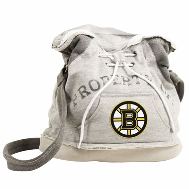 Boston Bruins Property of Hoody Duffle