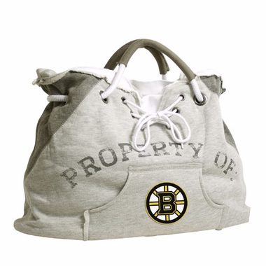 Boston Bruins Property of Hoody Tote