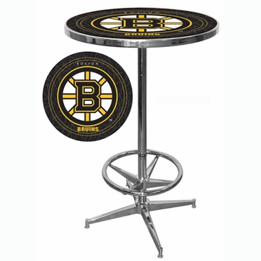Boston Bruins Pub Table