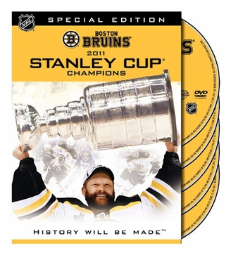 Boston Bruins Stanley Cup Champions 2011: Special Edition DVD