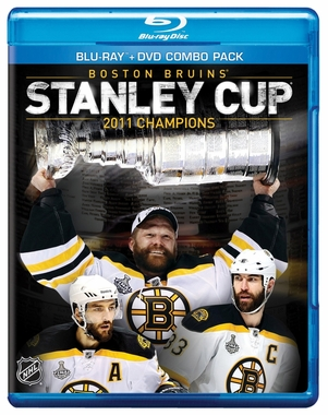 Boston Bruins Stanley Cup Champs Blu-Ray DVD