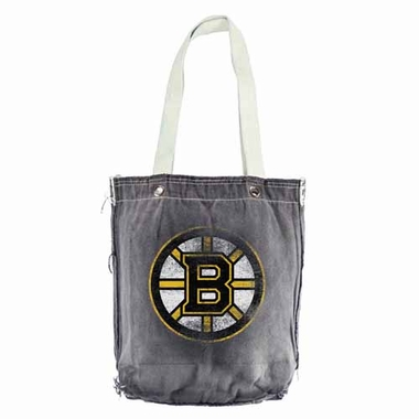 Boston Bruins Vintage Shopper (Black)