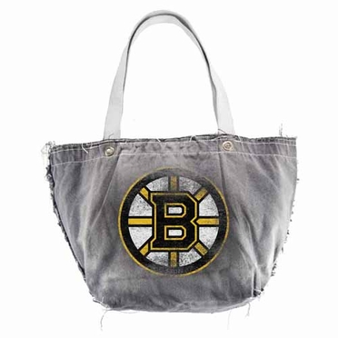 Boston Bruins Vintage Tote (Black)