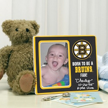 Boston Bruins Youth Picture Frame