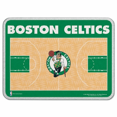 Boston Celtics 11 x 15 Glass Cutting Board