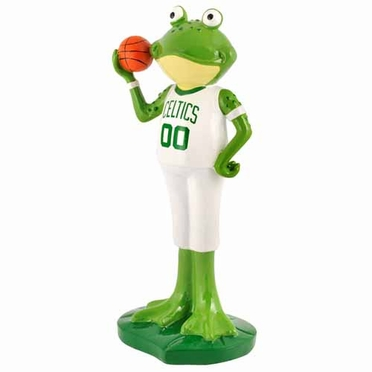 Boston Celtics 12 Inch Frog Player Figurine