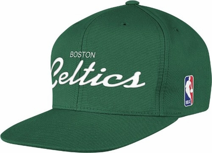 Boston Celtics 1986 Anniversary Draft Snap Back Hat