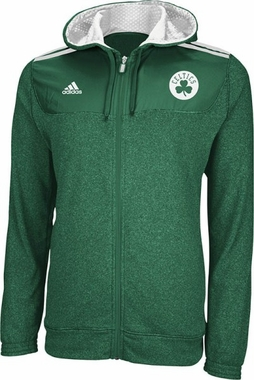 Boston Celtics 2012 Pre-Game Full Zip Hoody