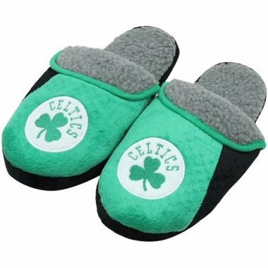 Boston Celtics 2012 Sherpa Slide Slippers