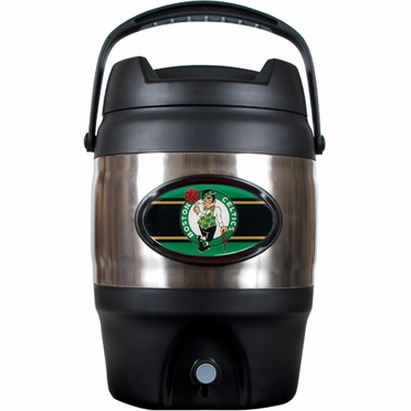 Boston Celtics 3 Gallon Stainless Steel Jug
