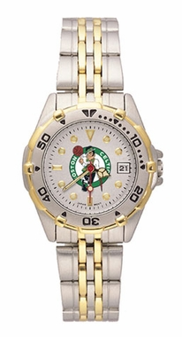 Boston Celtics All Star Womens (Steel Band) Watch