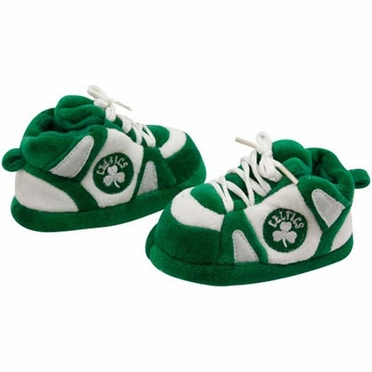 Boston Celtics Baby Slippers