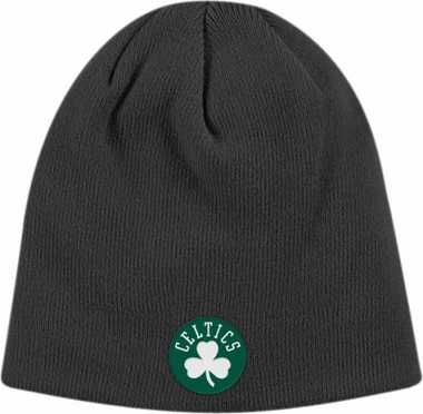 Boston Celtics Basic Logo Cuffless Knit Hat