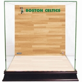 Boston Celtics Display Cases