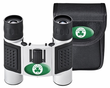 Boston Celtics Binoculars and Case