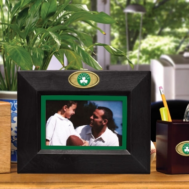 Boston Celtics BLACK Landscape Picture Frame