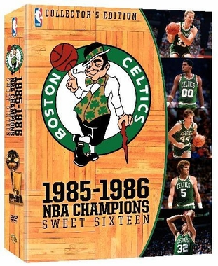 Boston Celtics Collector's Edition 1985-86 DVD Set